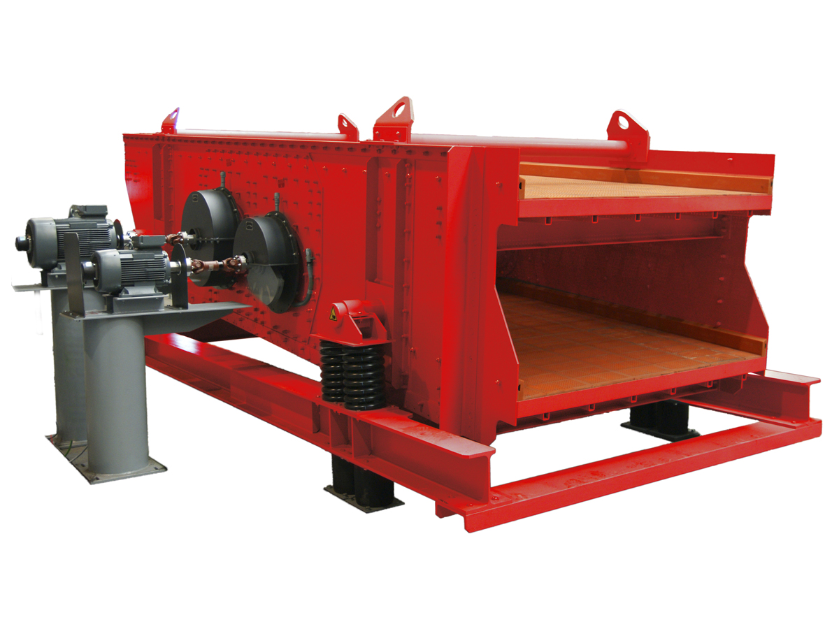 Ellipsenschwingsiebmaschine-E18-60-IIWS