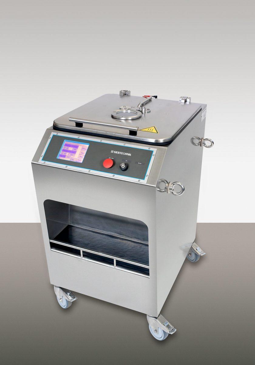 Laborzentrifuge CENTRIFLEX - Standgerät, geschlossene Ansicht