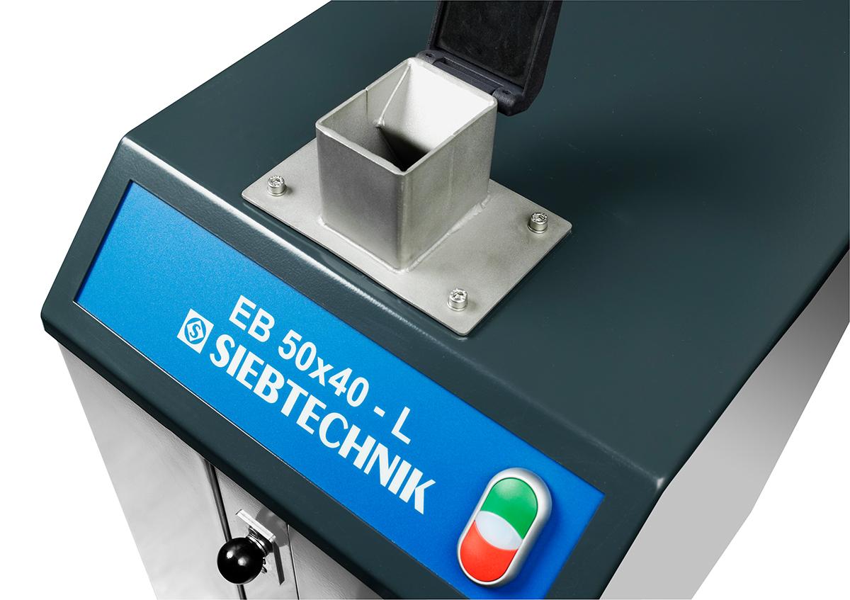 Jaw Crusher EB 50 x 40 - L