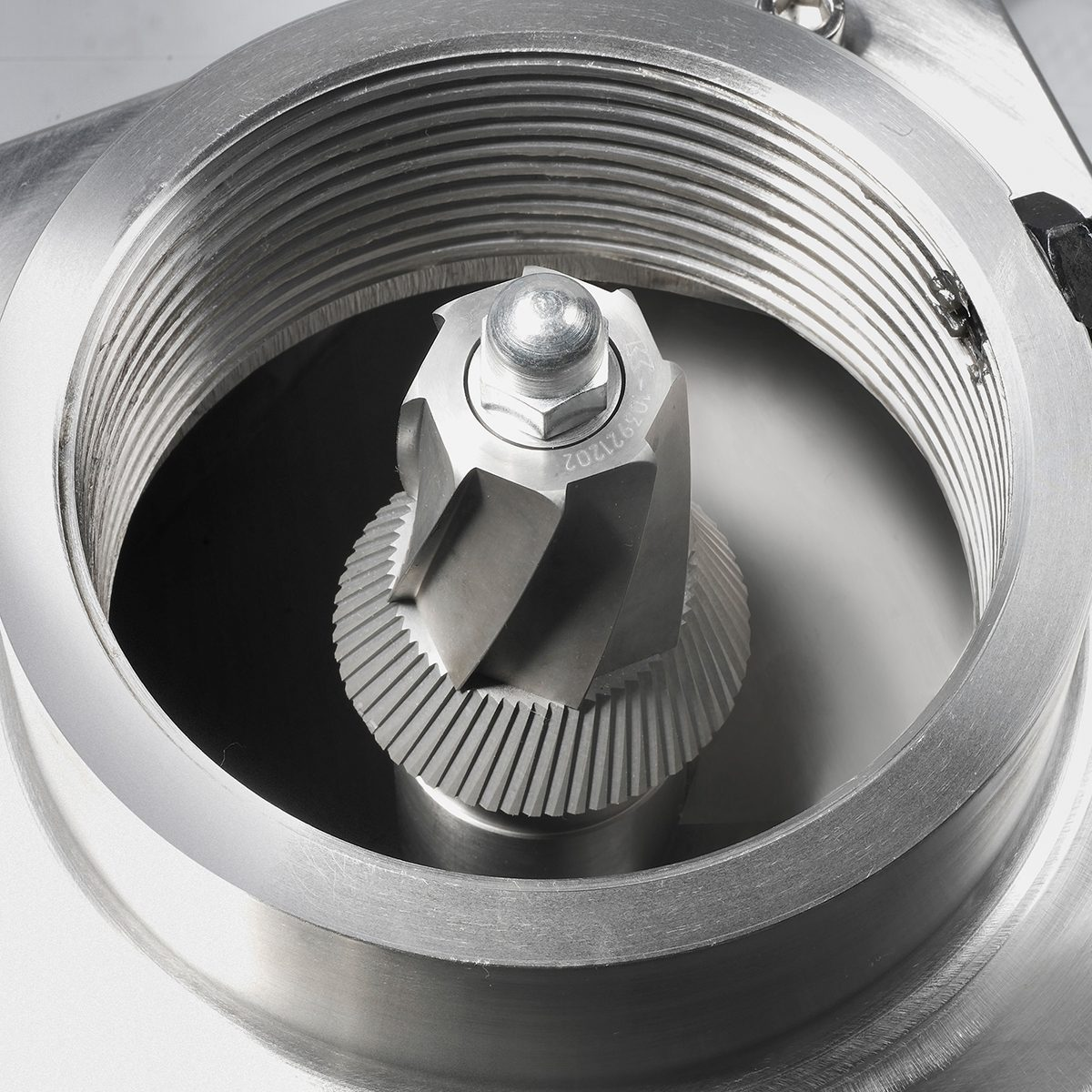 Kegelmühle KM 65 Mahlwerkzeug aus Wolframcarbid (WC)
