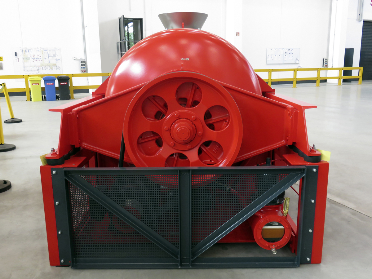 HSG vibrating centrifuge 1100