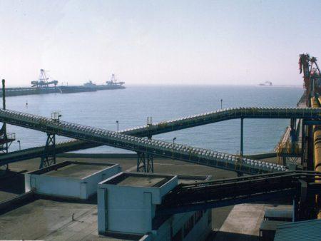 Probenahmeanlage für Kohle inkl. Schiffsverladung in Qinhuangdao, China